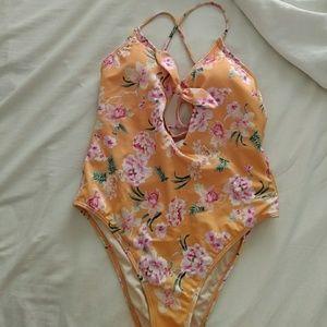 Other - Kimono style bathing swim suit